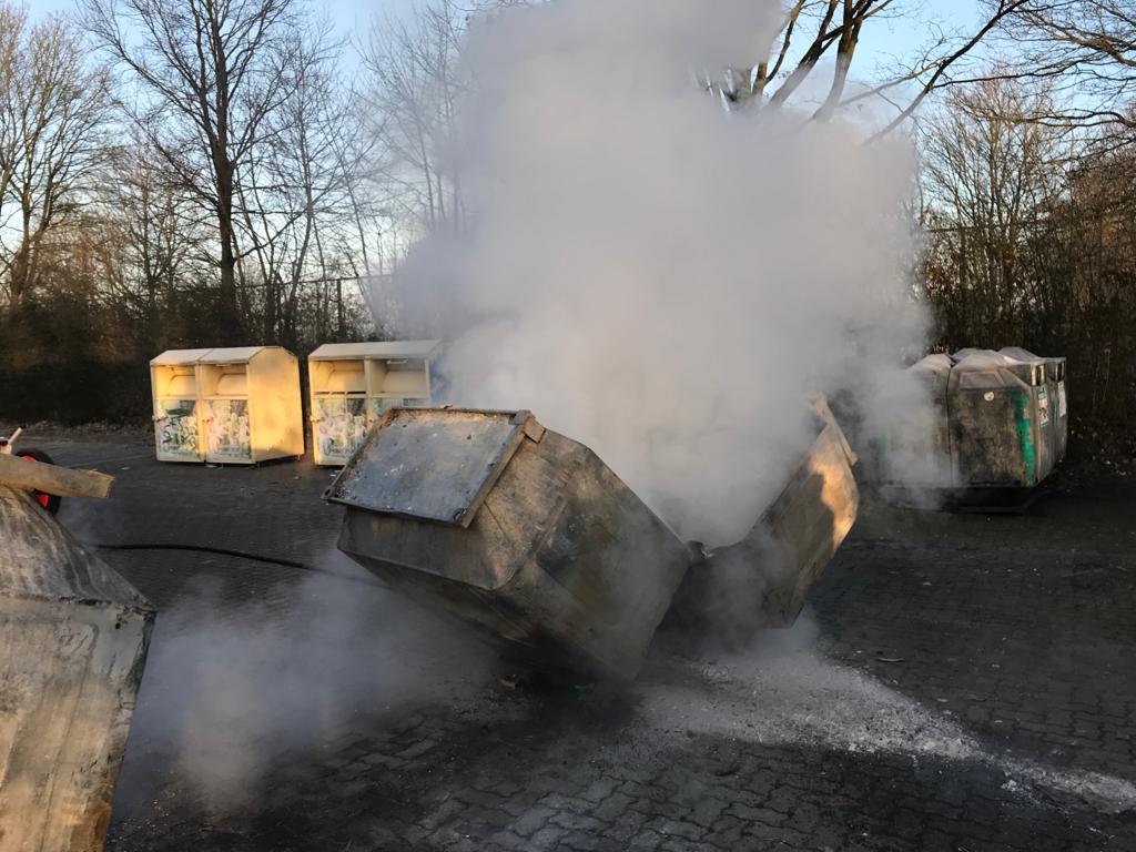 Brand Barsbüttel